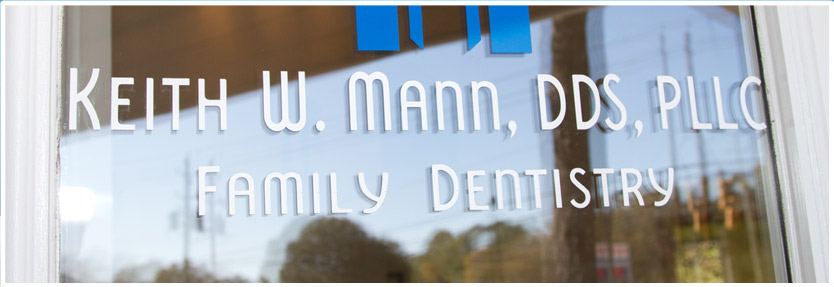 Keith Mann DDS - General Dentistry